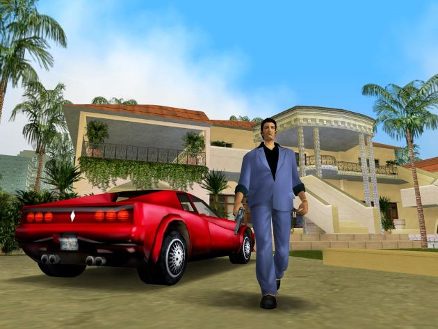 Grand Theft Auto: Vice City (4)
