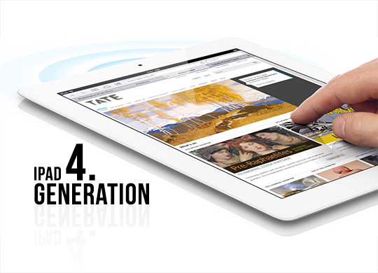 Das iPad der 4. Generation – ein ultimatives Tablet?