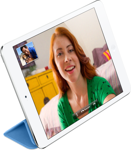 ipad mini facetime