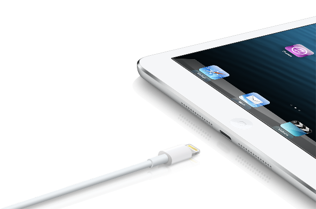 ipad mini lightning
