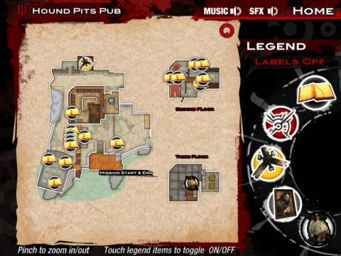 Dishonored Map App (2)
