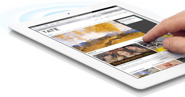 wireless Das iPad der 4. Generation   ein ultimatives Tablet?