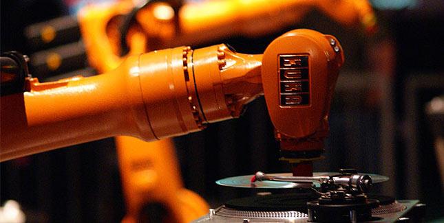 ABB IRB 120 Roboter erobern die Fabrikhallen in China