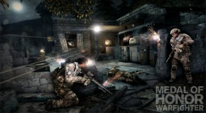 Medal of Honor Warfighter screen