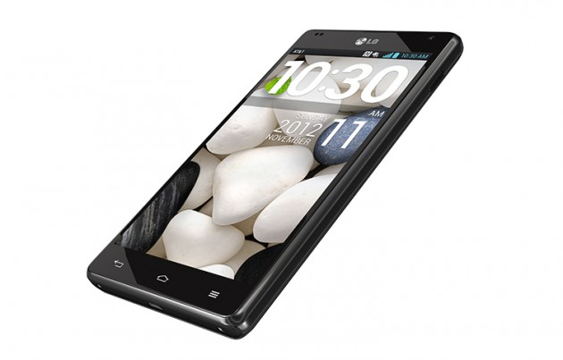 "LG Optimus G mit Quad-Core CPU, LTE und 4,7 Zol ""True HD"" Display"