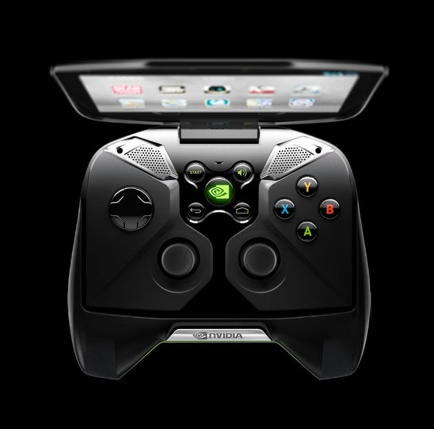 NVIDIA Shield: Tegra 4 Power in einem Game-Handheld
