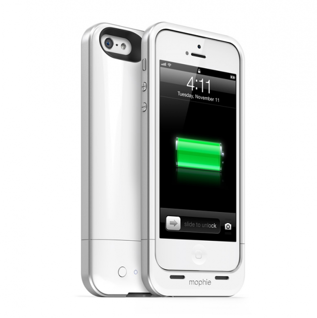 Mophie juice pack air front back