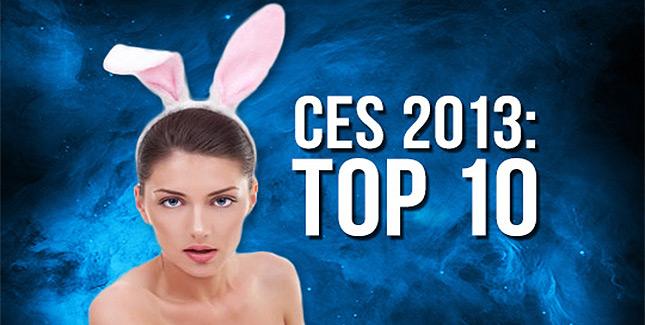 Top 10 Gadgets und Innovationen: Best of CES 2013