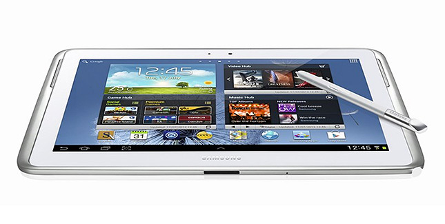 Samsung Galaxy Note 10.1 im Test: Der iPad Konkurrent schlechthin?