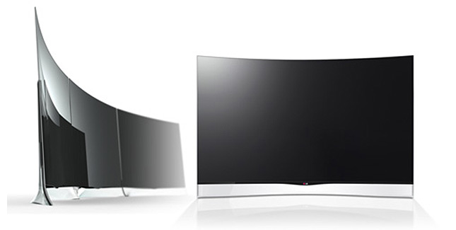 lg 55ea9800 4 3 millimeter d nner oled fernseher mit 55 zoll weblogit. Black Bedroom Furniture Sets. Home Design Ideas
