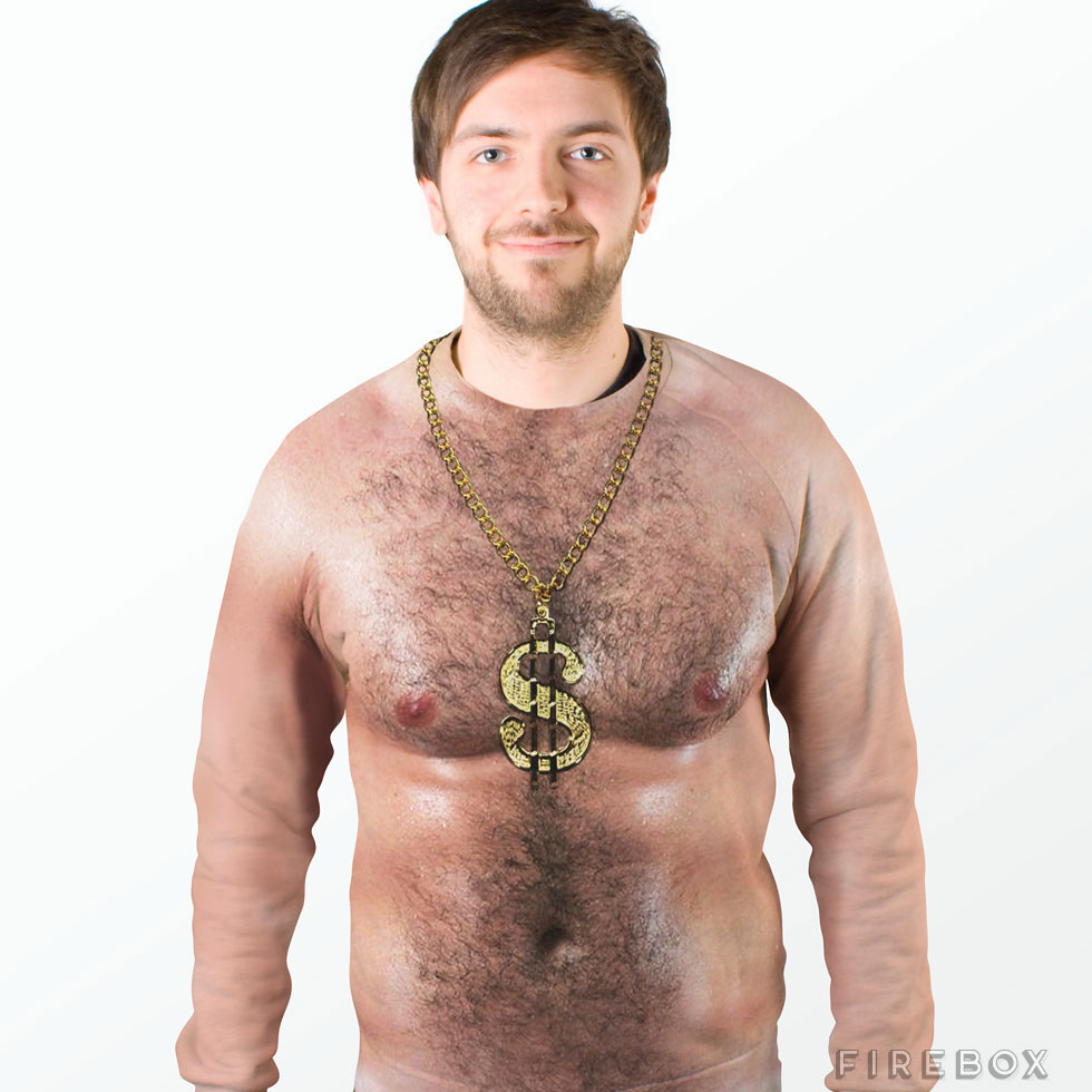 hairy-chest-sweater