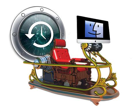 Ive's Zeitmaschine