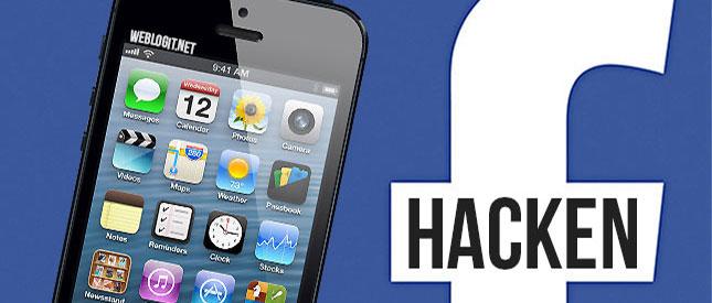 Facebook-Account in nur 60 Sekunden hacken