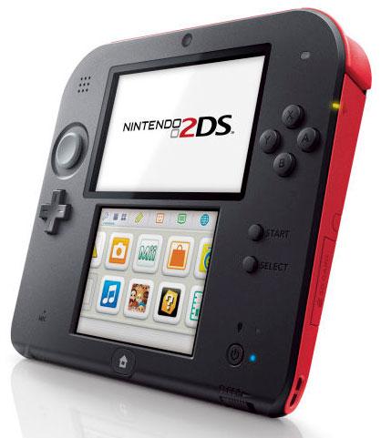 2ds Kein Scherz: Nintendo kündigt 2DS an   Erste Details