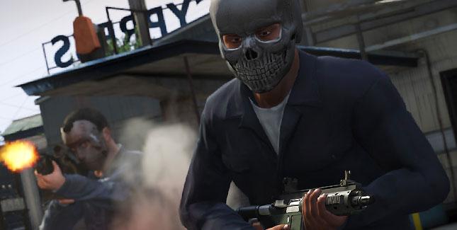 Sony bestätigt GTA 5 für die PS4: Nur ein Schreibfehler?