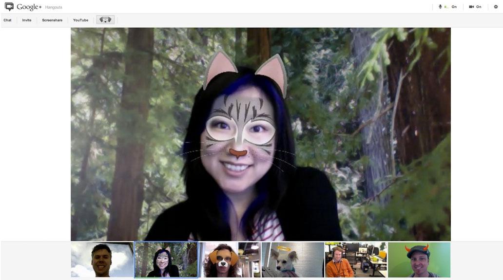 Google Hangouts 1 Google Hangouts bald in HD: Nutzung ohne Plugin