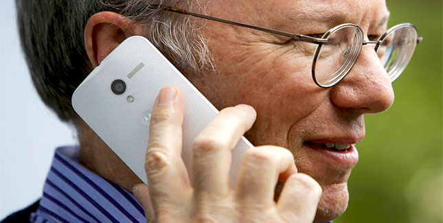 Motorola Moto X: Stylishes Smartphone mit neuartiger Steuerung