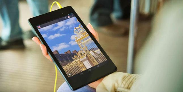 Nexus 7: Neues Google-Tablet in Deutschland erhältlich