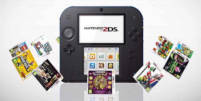 Kein Scherz: Nintendo kündigt 2DS an – Erste Details