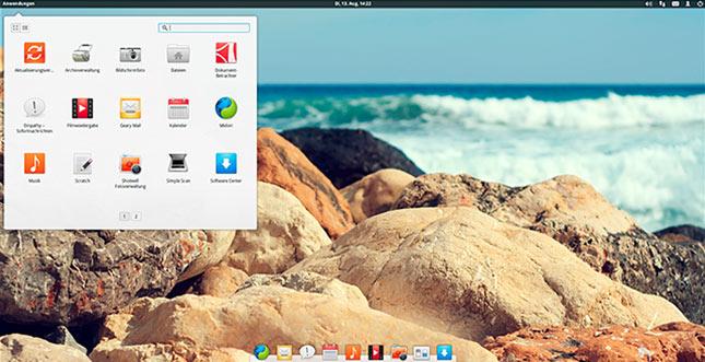 elementary OS 'Luna': Eine Mac OS X ähnelnde Linux-Distribution