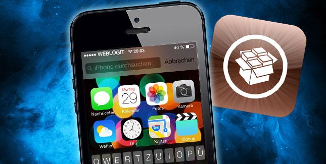 iOS 7 Jailbreak: Ausführung von unsigned Code klappt bereits