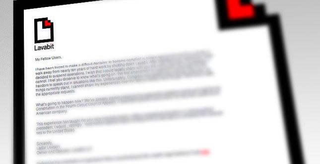 Lavabit-Gründer: 'Wenn Ihr wüsstet, was ich über Email weiß..'