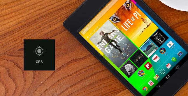 Einige neue Nexus 7 Tablets leiden unter GPS-Ausfällen