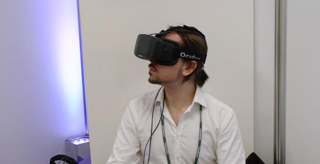Oculus Rift Full-HD Prototyp: Mehr als erhofft bei 1080p auf der GDC