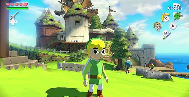 The Legend of Zelda: Wind Waker HD kommt früher als erwartet