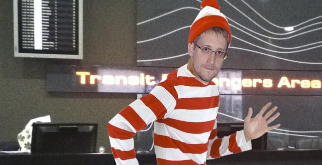 Edward Snowden (NSA-Whistleblower) darf den Moskauer Flughafen verlassen