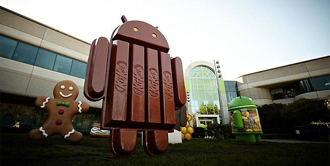 Android 4.4 für Nexus 7 und Nexus 10: Rollout beginnt