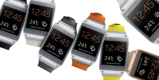 Samsung Galaxy Gear: Der perfekte Begleiter für das Smartphone?