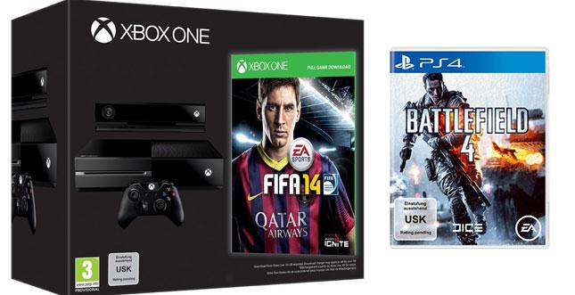 Release-Termine für FIFA 14, Battlefield 4 bekannt (PS4, Xbox One)
