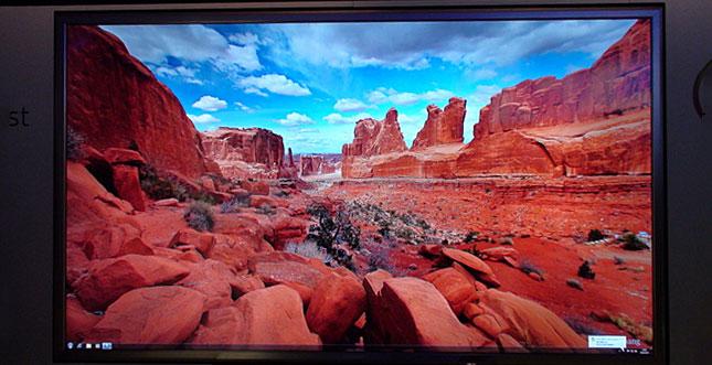 Hisense übertreibt völlig: 110-Zoll-Fernseher mit 4K-Auflösung auf der IFA 2013
