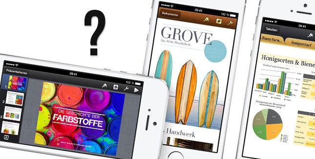 iOS 7 Final steht bevor: Was ist zu beachten?
