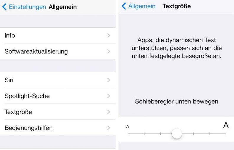 iOS-7-Schriftgroesse_1