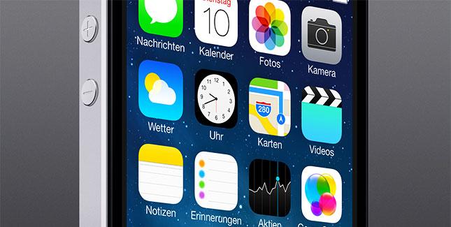 iPhone 5s schlägt sich weiterhin mit Absturzproblemen herum