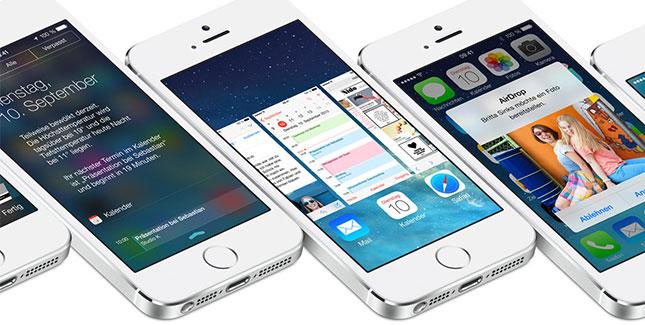 Downgrade von iOS 7 auf iOS 6? Apple schließt das Fenster