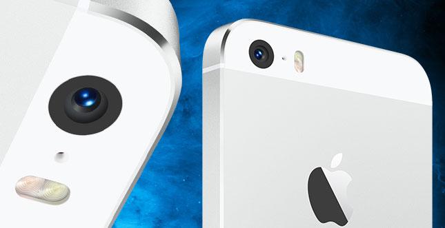 iPhone 5s: Mehr Infos zur neuen, verbesserten Kamera