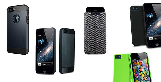 Die besten iPhone 5s Hardcase-Hüllen: Eine Übersicht