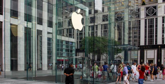 Warum Apple-Store-Camper einfach uncool sind