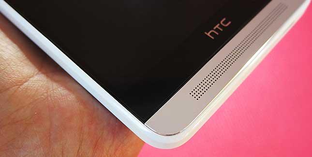 HTC One max mit Fingerabdruck-Sensor vorgestellt: Überblick