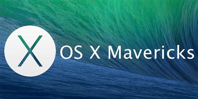 Das neue OS X Mavericks (10.9): Download kostenlos