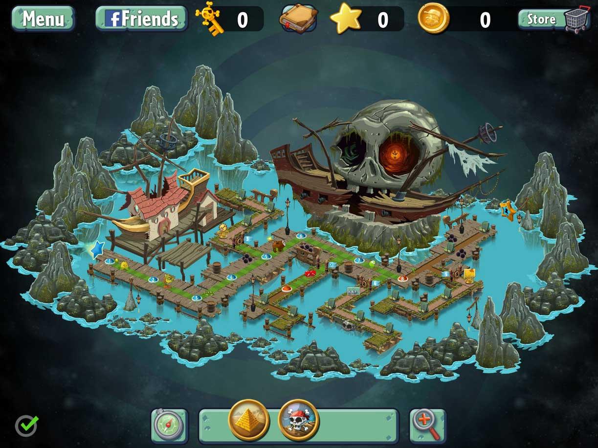 Pflanzen-vs-Zombies-2-Screenshots