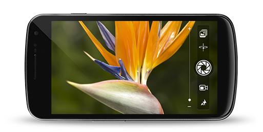 Kamera-App Ubuntu for Phones