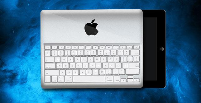 iPad 5 Keyboard Case von Apple: Eine Surface-Kopie?