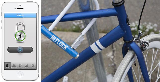 BitLock: Fahrrad mit dem Smartphone aufschließen
