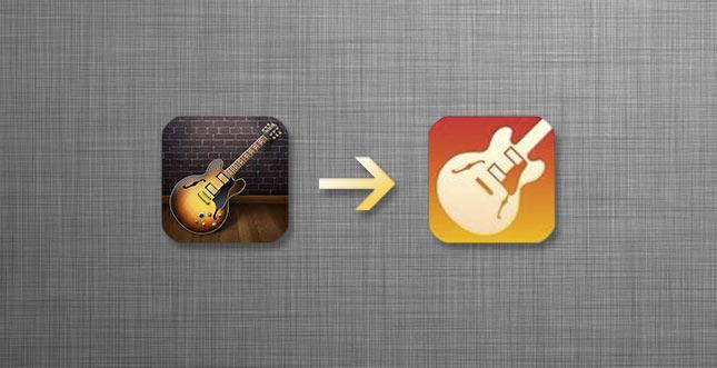 Bald eine Freemium-App von Apple: GarageBand für iOS 7