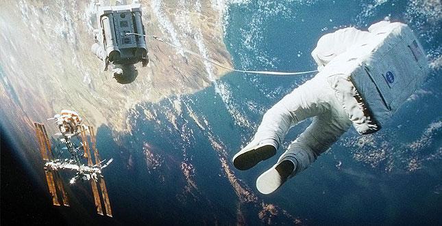 """Kino-Piraten bei """"Gravity"""" erwischt und überführt"""
