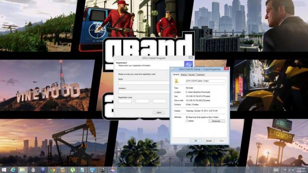 GTA V PC? Nee.